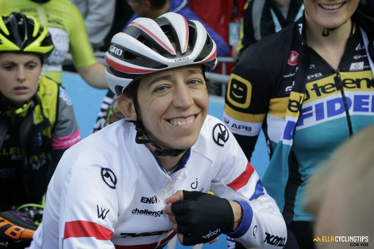 A Day in the Life of cyclocross racer Helen Wyman