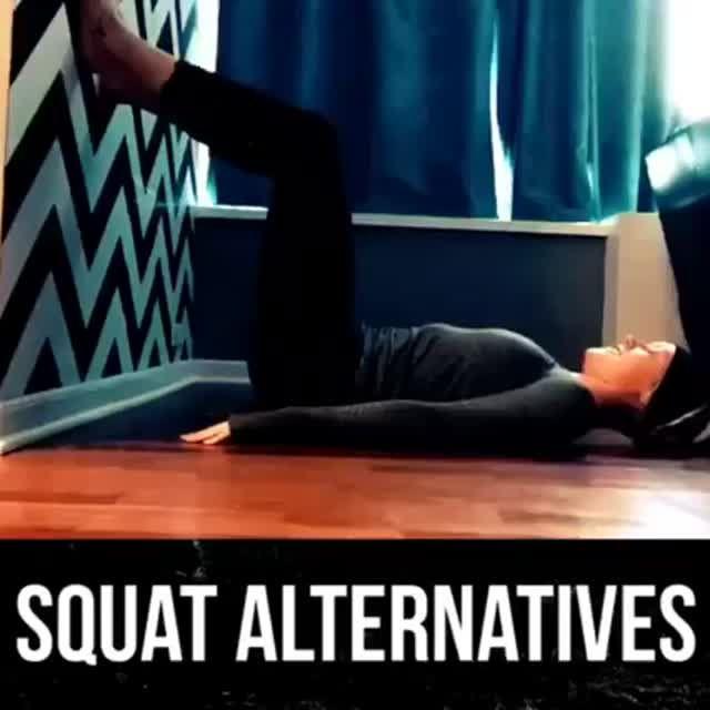 Squat Alternatives by Amanda Miller