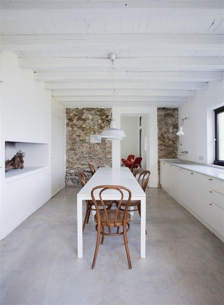 Farmhouse Restoration by A2BC