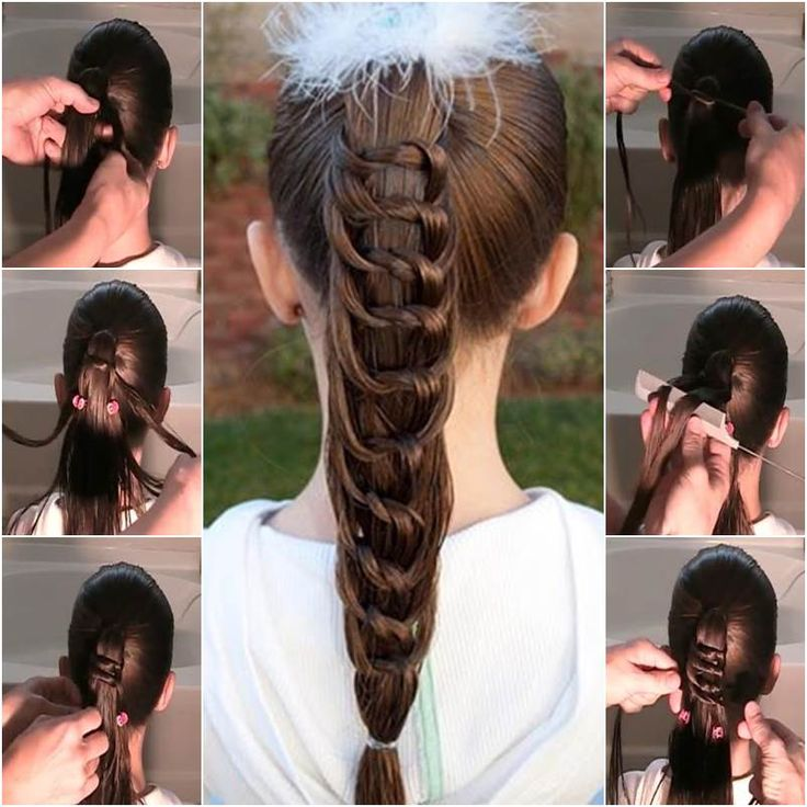 How to DIY Pretty Knotted Ponytail Hairstyle | iCreativeIdeas.com Follow Us on Facebook --> https://www.facebook.com/icreativeideas