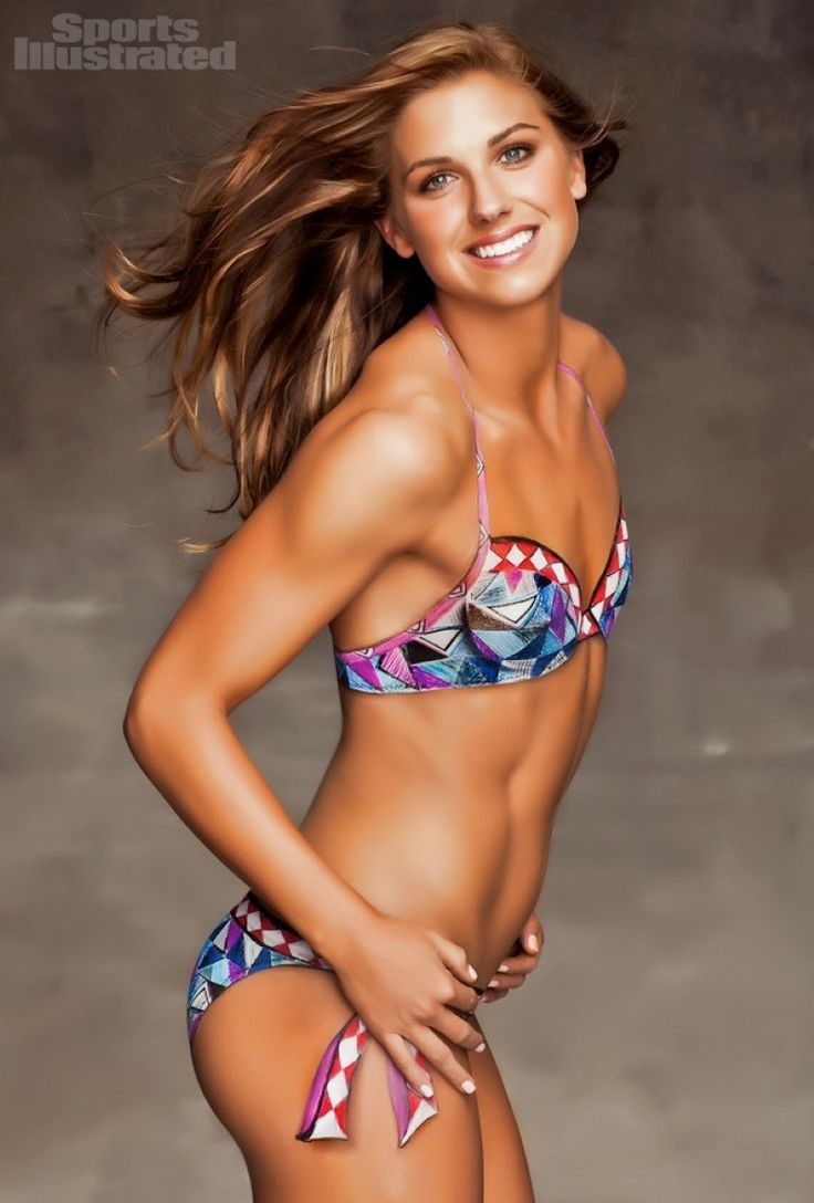 Alex morgan body, Alex morgan and Body paint on Pinterest