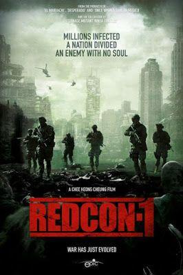 Héroes De Acción Redcon 1 Trailer 2018 Horror Movies Pinterest