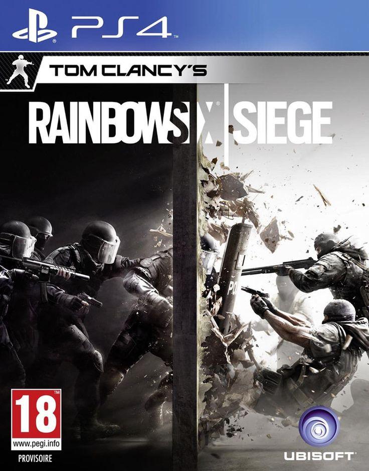 tom rainbow six siege sur ps4 prix promo jeux vido ps4 - Ps4 Video Games
