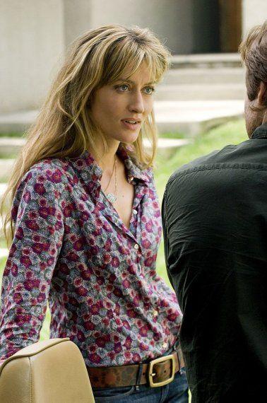 Karen's style is so boho lovely... Californication