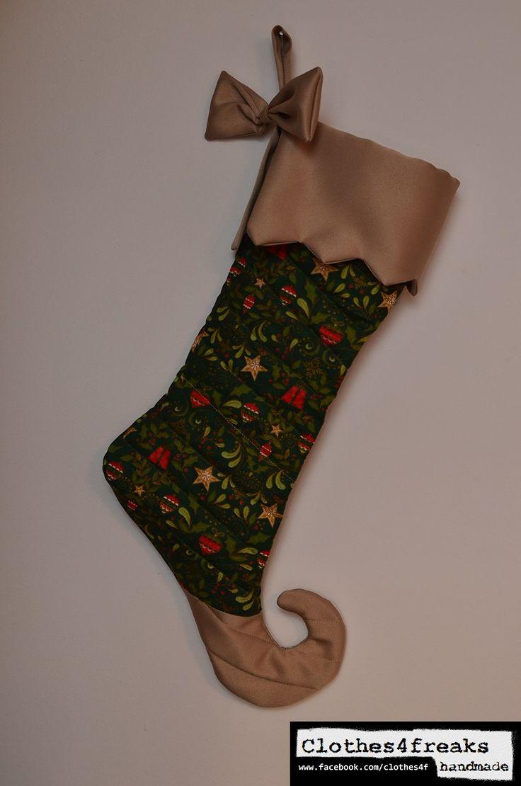 Świąteczna skarpeta/christmas sock