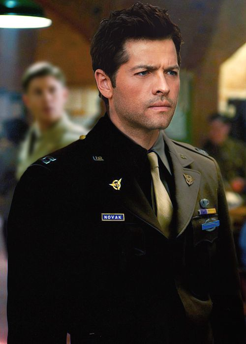 I Love You More — Destiel 40s!AU Castiel Novak is a highly...  I'd watch the hell out of that!