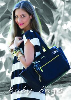 Il Tutto Designer Leather Nappy Bags and Accessories   Il Tutto Evie tote