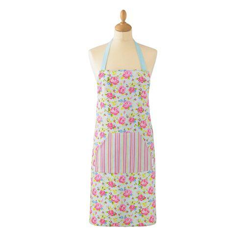 Vintage blommig förkläde  Ljuvligt vacker vintage blommig förkläde från Cook Smart  Mått: B 61cm L 84cm  Material: 100% Bomull  Varumärke: Cook smart