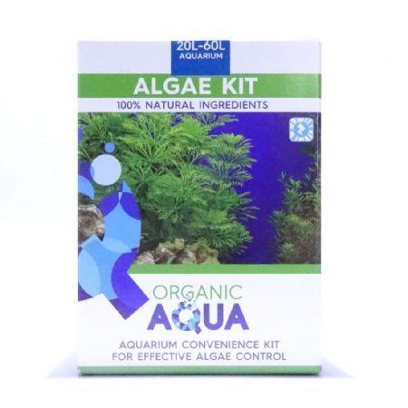 Organic Aqua Algae Control Kit 20-60 litres
