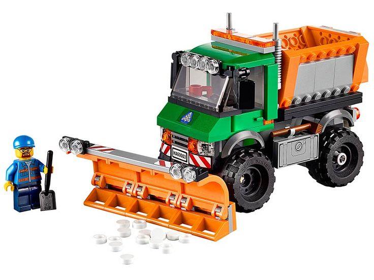 Snowplow Truck (60083)