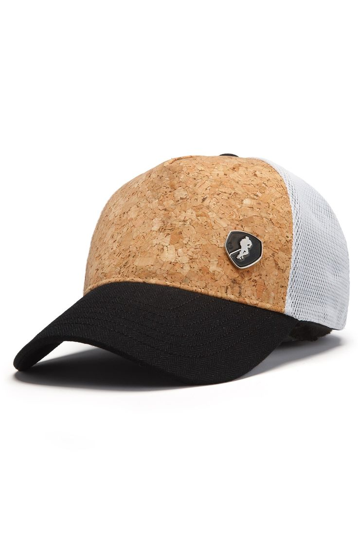 On The Board Cork Hockey Hat - Gongshow Gear - Lifestyle Hockey Apparel