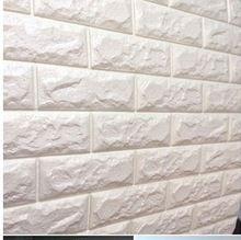 30x60 cm Espuma DO PE vermelho Safty Casa Decoração Papel De Parede DIY Papel De Parede 3D papel de Parede Tijolo Sala Crianças quarto Adesivo Decorativo