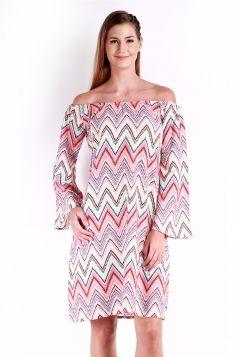 change360 Online Shopping- Chevron off-shoulder dress  #chevron #multicoloured #bell sleeves #dresses #womenfashion #womenswear #style #fashion #women #prints #lovefashion #lovestyle #stylish #modern #westernwear #pinterestfashion #pinterestdaily #Change360store #C360 #change360fashionstore #Change360 #onlinefashionbrand #changelifestye #Indianfashion #Mumbai #India