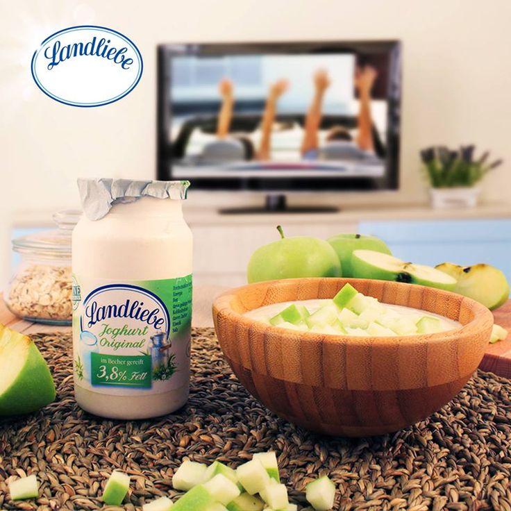 Landliebe natúr joghurt. A Landliebe natúr joghurt, amelyet hagyományosan, közvetlenül a tégelyben érlelnek, friss-testes joghurt ízélményt kínál.