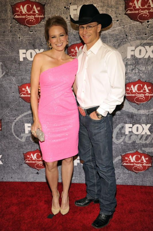 Jewel and Ty Murray - Celebrities who successfully co-parent
