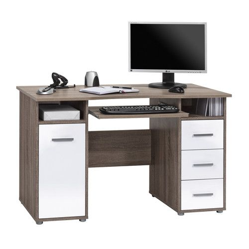 Found it at Wayfair.co.uk - Writing Desk with Keyboard Tray