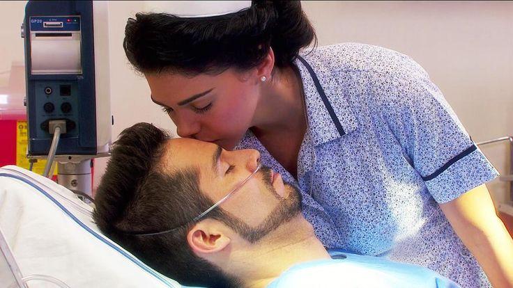 Con esos cuidados llenos de amor, Pedro se recuperará pronto. #WestCoast ¿sigues con nosotros para #MuchachaItaliana?