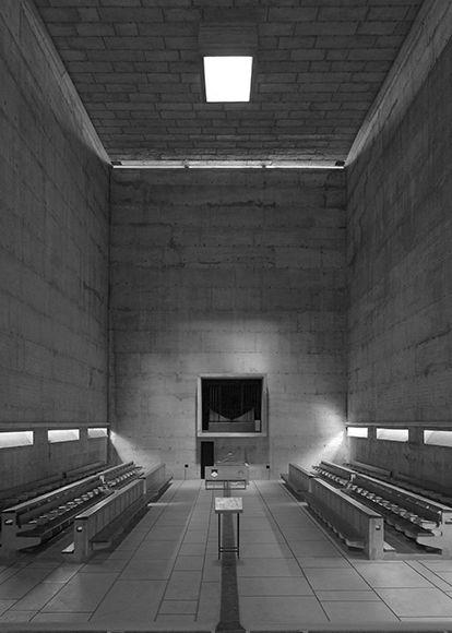 Kim Zwarts la Tourette - le Corbusier