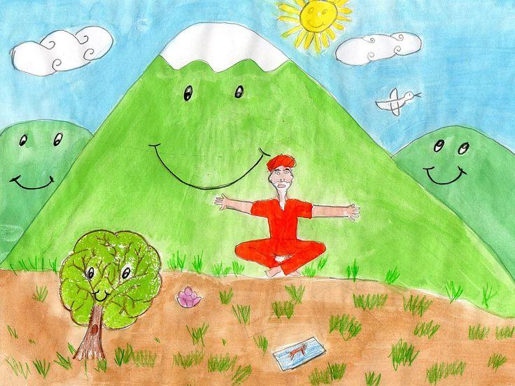 Maestro Guerrero #yogaperbambininoto #yogakidsnoto #yogaxbimbi #yogabambininoto