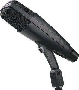 Sennheiser MD42II http://ehomerecordingstudio.com/dynamic-studio-microphone/
