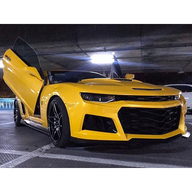 Camaro Bumblebee Autobots Zl1 1le Camarozl1 Zl1bumper Camaro1le