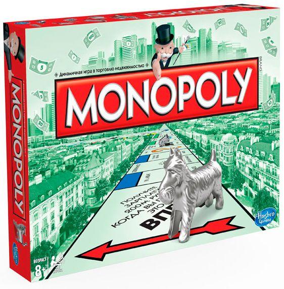 Настольная игра «Монополия» Hasbro Gaming