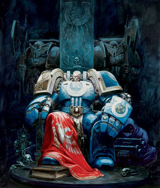 The Art of Warhammer 40,000: Part One | Collecting | Warhammer 40,000 Articles | Games Workshop