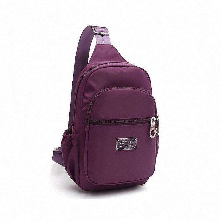 New Fashion Women's Chest Bags Travel Shoulder Cross-body Bag For Female Small Messenger Bags Chest Packs LI-941