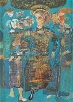 Georgeta Naparus // Into the light // 1980