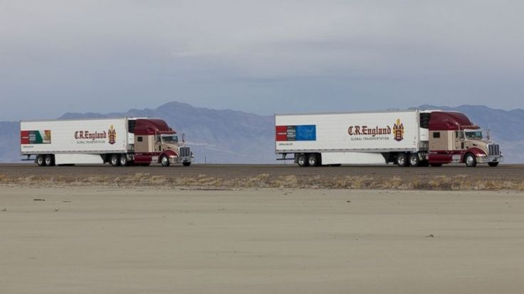 Semi-Robotic Trucks May Help Save Fuel - http://ttj.pw/1hdSa1m Trucks are one of the key modes of transport across large distances for any business dealing in cargo. A new semi-robotic system was recently tested in Nevada with the results promising that it can significantly cut down fuel costs.  [Click on Image Or Source on Top to See Full News]