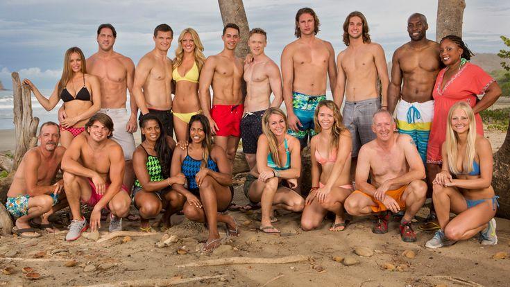 'Survivor' cast includes 'Amazing Race' twins, ex-baseball star Rocker