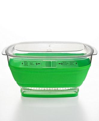 Martha Stewart Collection Produce Keeper, Collapsible   Kitchen Gadgets    Kitchen   Macyu0027s