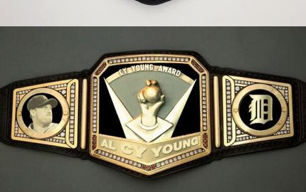 Cy Young Winners Clayton Kershaw and Max Scherzer Will Receive WWE Belts