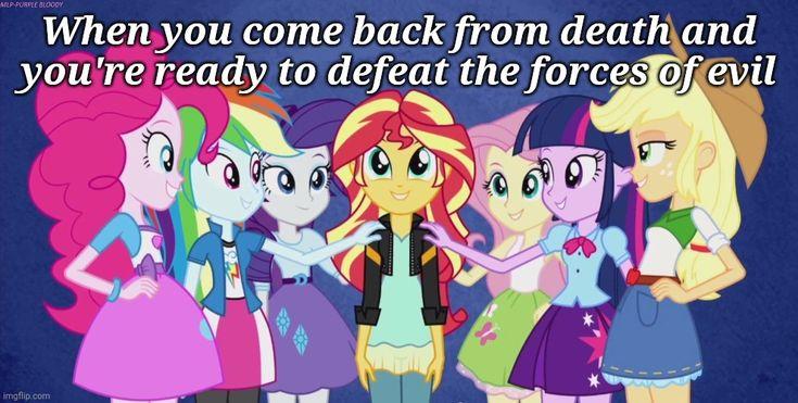 Dog Days   My Little Pony: Equestria Girls   Know Your Meme