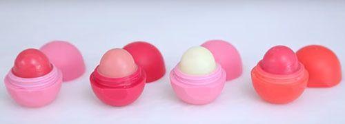 Réaliser son baume a lèvres soit même dans un emballage Eos ! #DIY #baume…