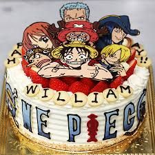 35 best One Piece images on Pinterest | Anime cake, One piece and ...