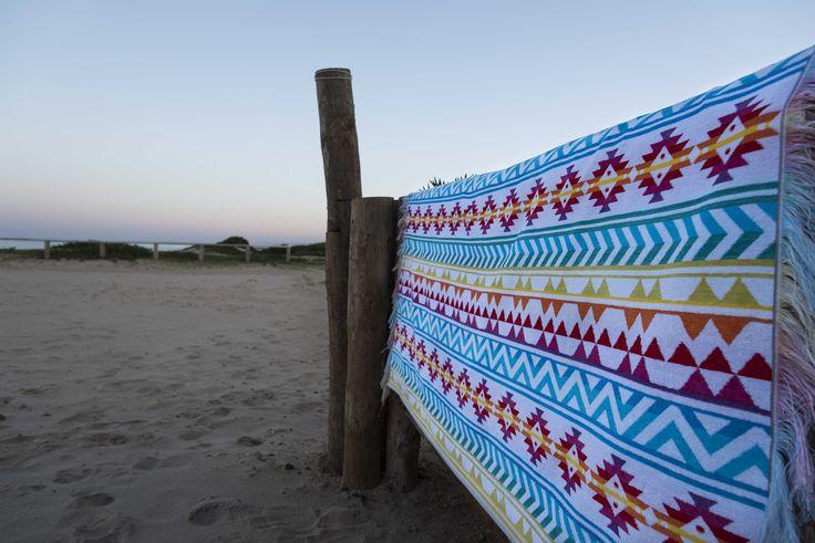 Dominica Beach Towel