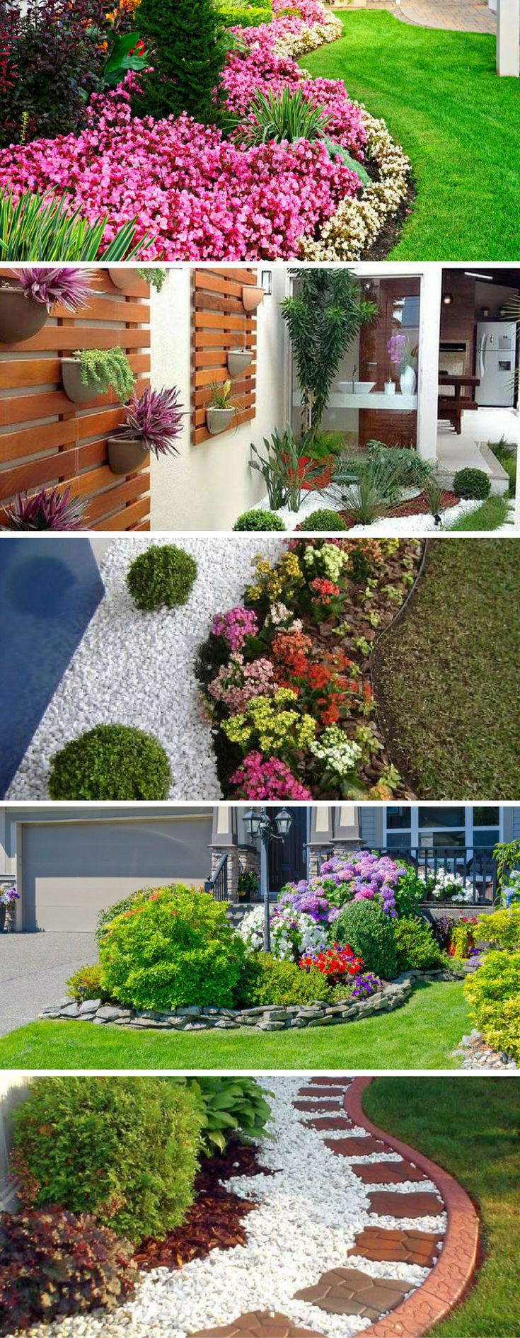 Amazing Landscaping Ideas For Small Budgets: Best 25+ Landscaping Around House Ideas On Pinterest