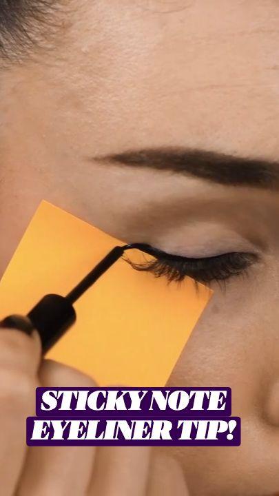 Applying Eyeliner, Gel Eyeliner, Winged Eyeliner, Pencil Eyeliner, Eyeshadow Makeup, Makeup Inspo, Makeup Inspiration, Makeup Tips, Beauty Makeup