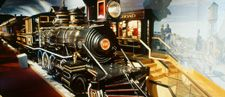 Kansas Museum of History, Topeka, KS.  http://www.kshs.org/museum: Kids In Topeka Ks, Awesome Museums, Kansas Museums, Atsf Locomotive, Http Www Kshs Org Museums, History Topeka, History Museums, Training Museums, Kansas History