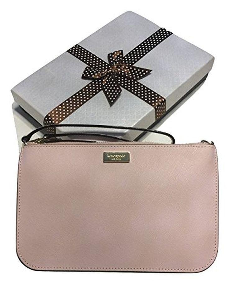 Kate Spade Newbury Lane Lolly Wristlet WLRU1770 with Gift Box