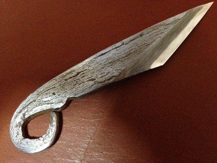 Ancient Blade (Kiridashi) by BazesBlades
