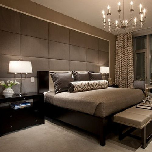 bedroom upholstered wall design pictures remodel decor and ideas