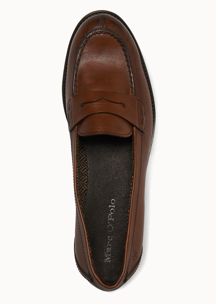 Schoenen – Marc O'Polo – Dames – Schoenen & Accessoires - loafer