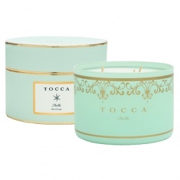 Stella Deluxe Candela by Tocca by far the BEST scented candles