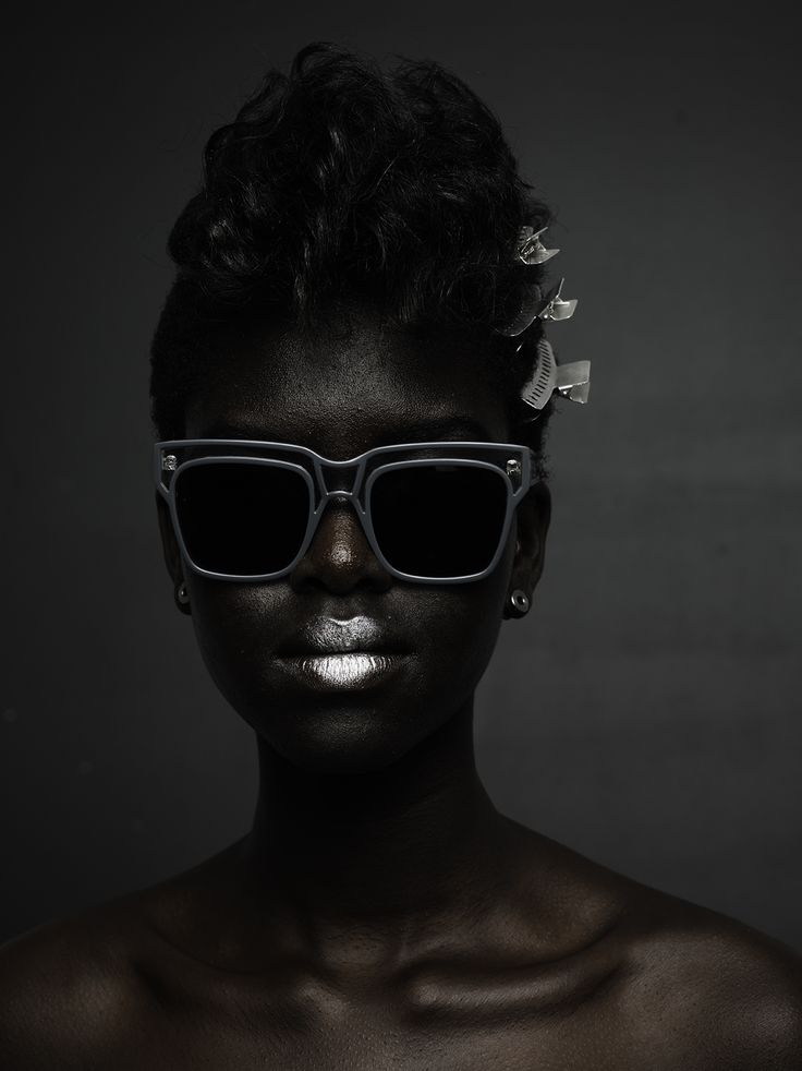Dark and dazzling: Mary at RPD in Ksubi Acult sunnies. Photo: Charles Howells Styling: Rachael Churchward Hair: Stefan Knight Make-up: Carolyn Haslett H&M assist: Sophy Phillips