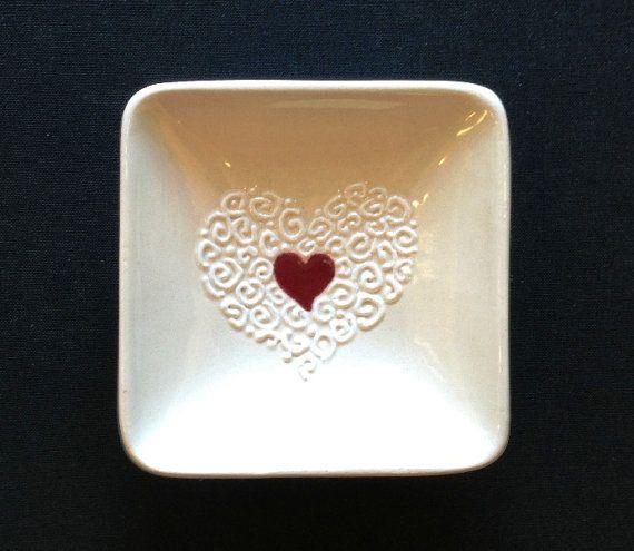 Wedding Anniversary Gift Ideas 9th : 9th Wedding Anniversary Gift IdeaTraditional Ceramic: Personalized ...