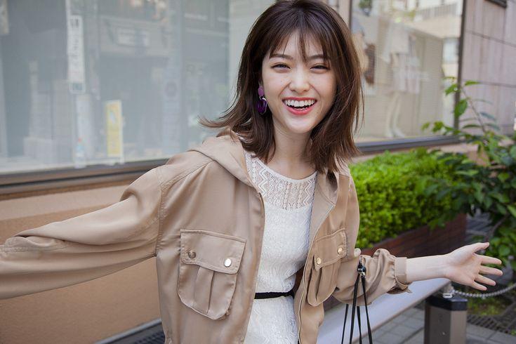 乃木坂46の松村沙友理 まっちゅん cancam モデル ワンピース スタイル 今日の服装 スタイル