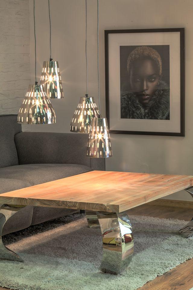 Lampa wisząca INDIGO-2 marki Aluro