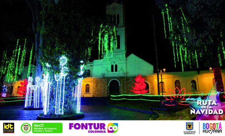 Uno de los sectores tradicionales de la ciudad mezclará el aire colonial de la plaza con el moderno sistema de iluminación que adornará sus árboles, postes y su fuente de agua.